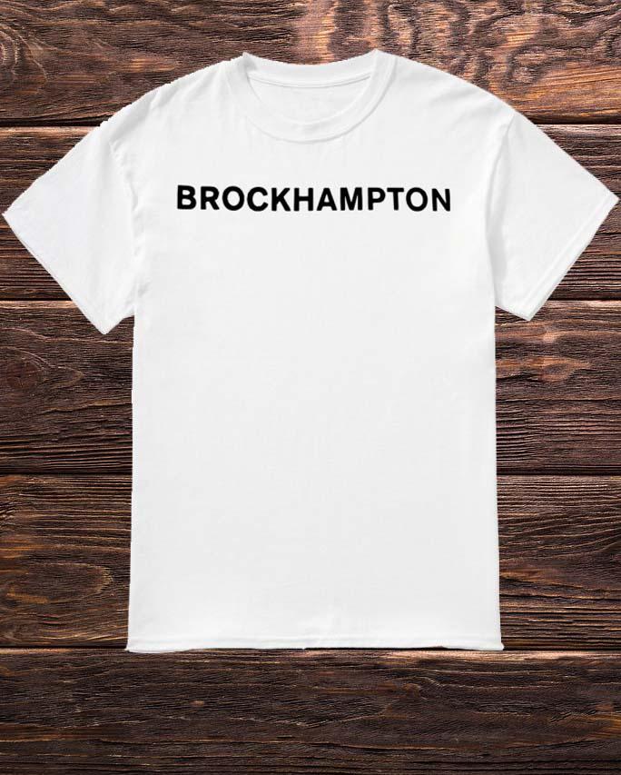 Proud Incel Brockhampton Saturation Shirt