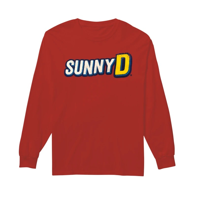 Sunny D Sunny Delight Longsleeve Tee