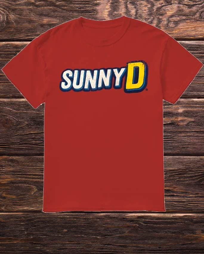 Sunny D Sunny Delight Shirt
