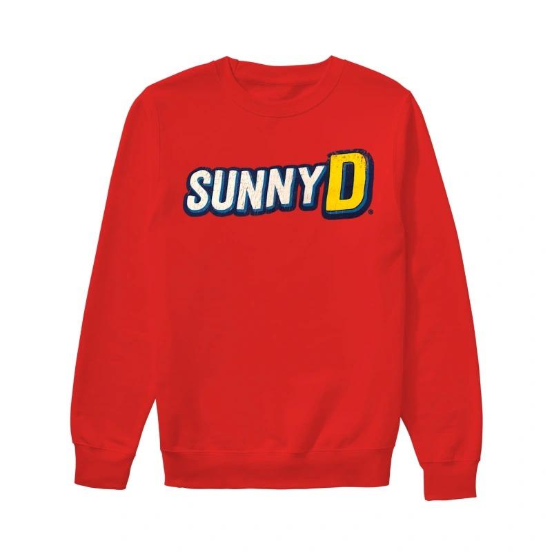Sunny D Sunny Delight Sweater