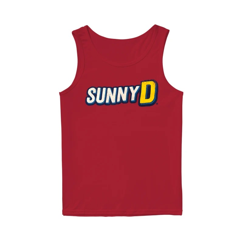 Sunny D Sunny Delight Tank Top