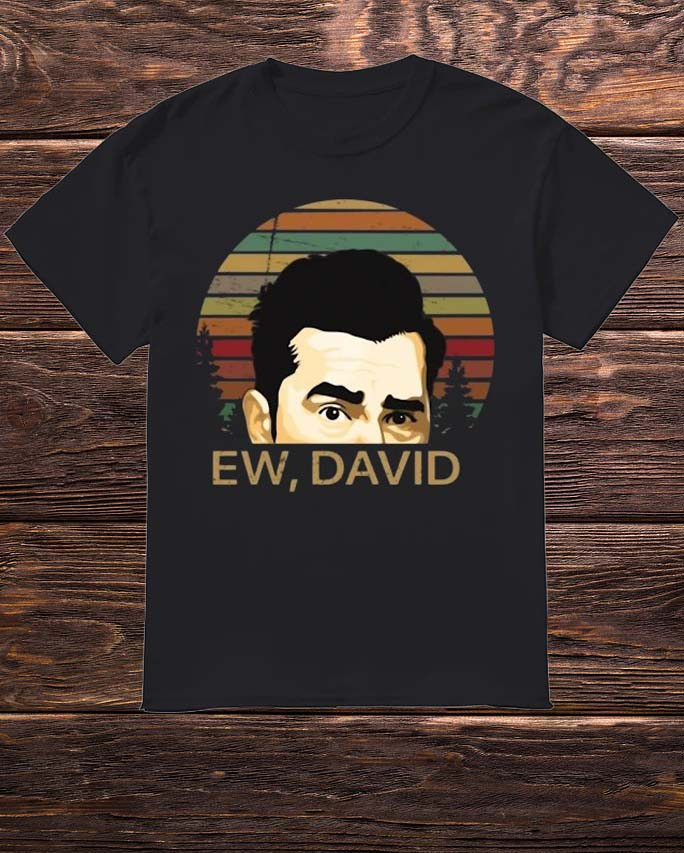 Sunset EW, David Shirt