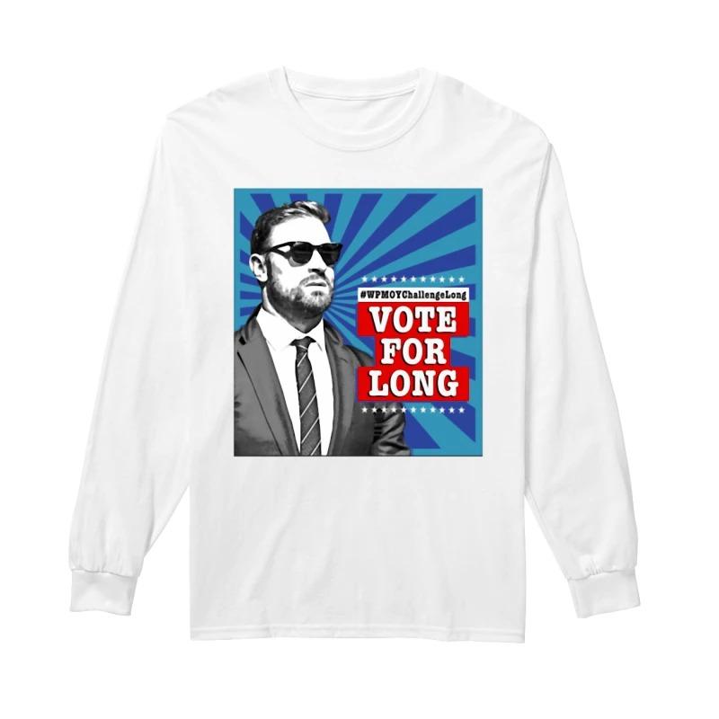 #WPMOYChallengeLong Vote For Long Philadelphia Eagles Longsleeve Tee