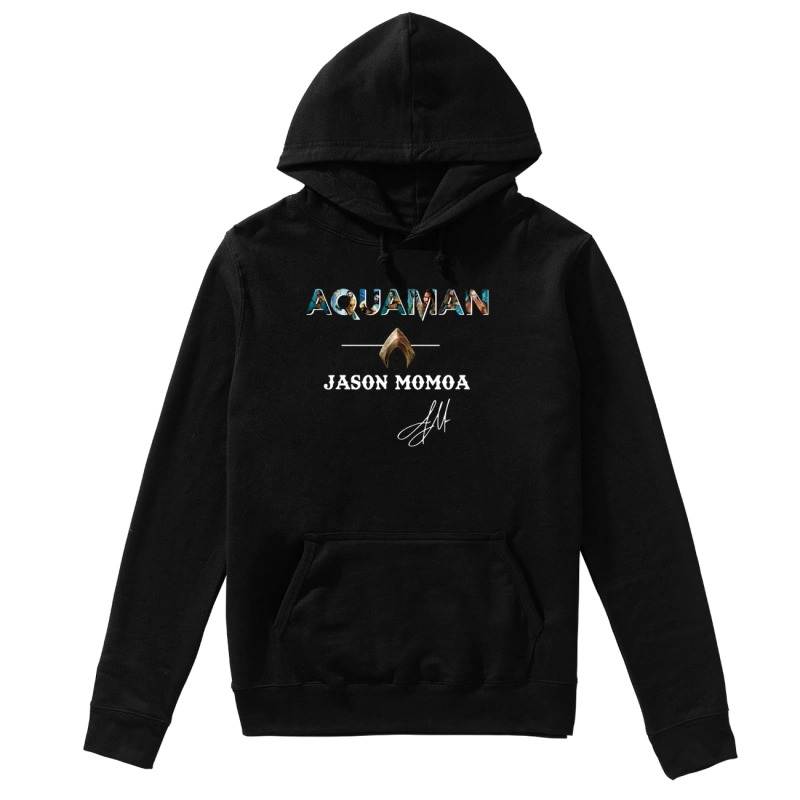 Atlantis Aquaman Jason Momoa Hoodie