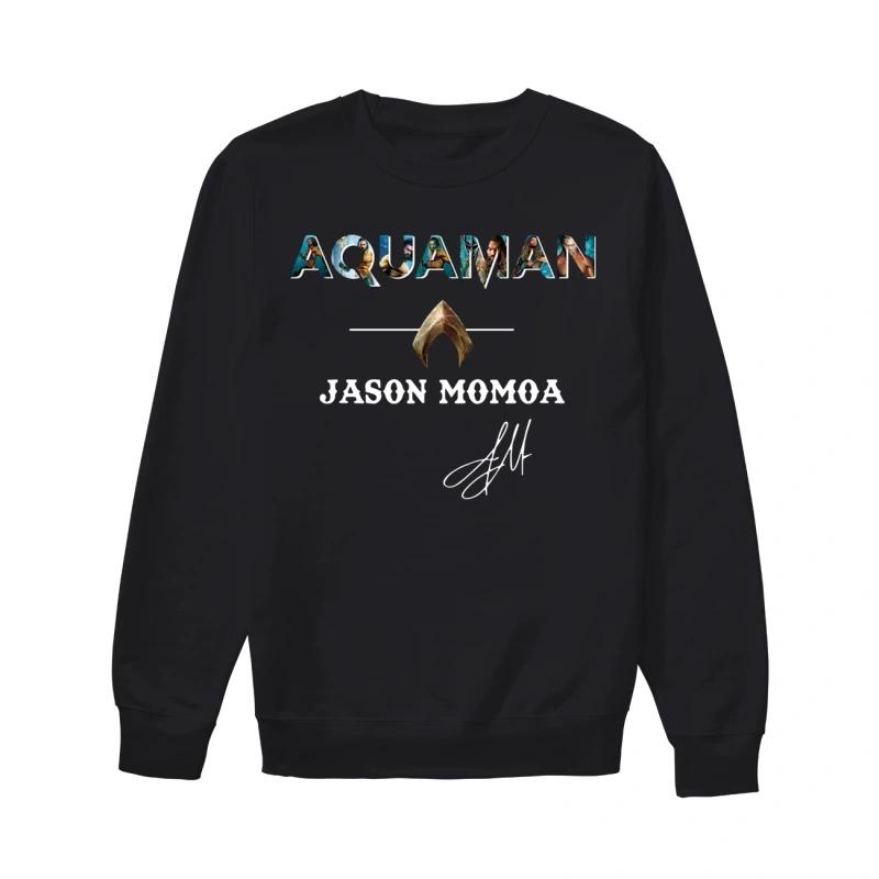 Atlantis Aquaman Jason Momoa Sweater