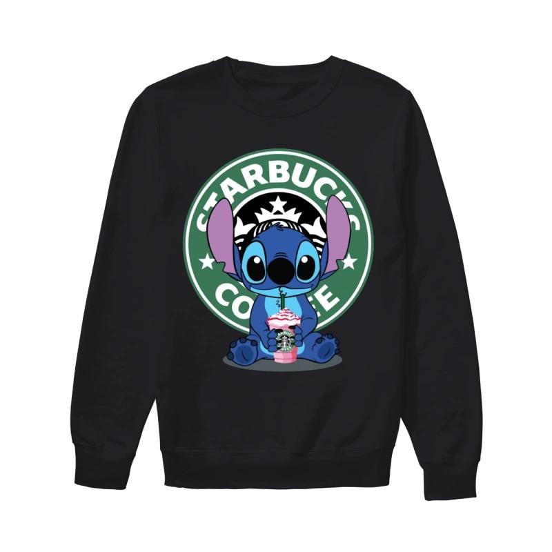 Baby Stitch Starbucks Coffee Sweater