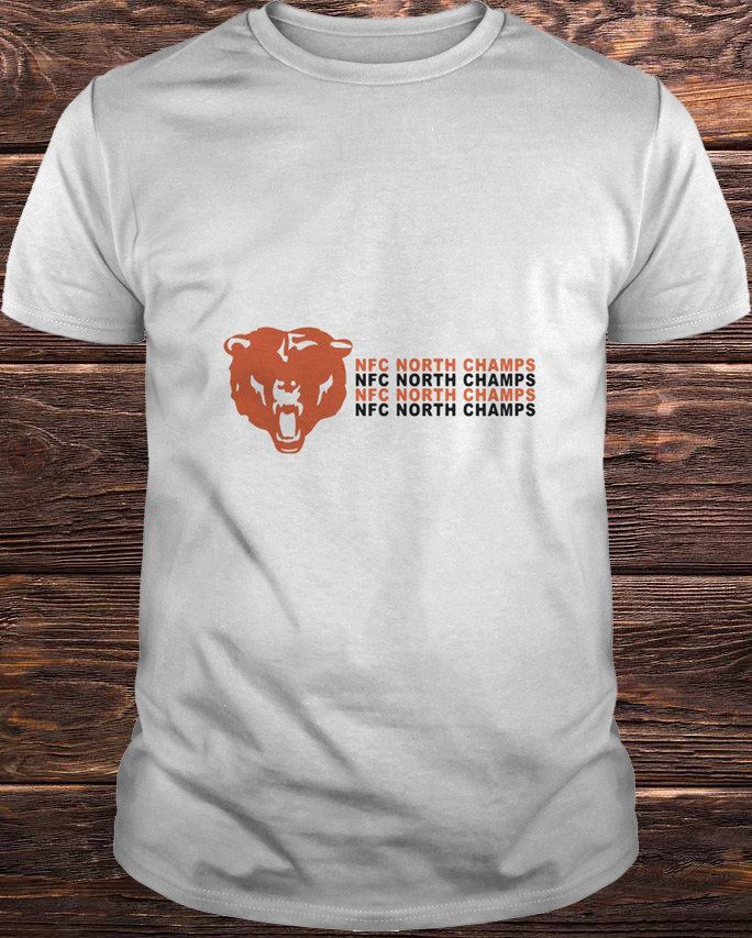 Chicago Bears Nfc Champions Shirt
