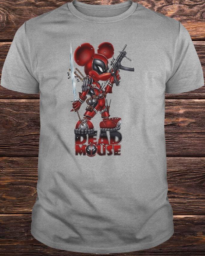 Dead Mouse Bearbrick Shirt