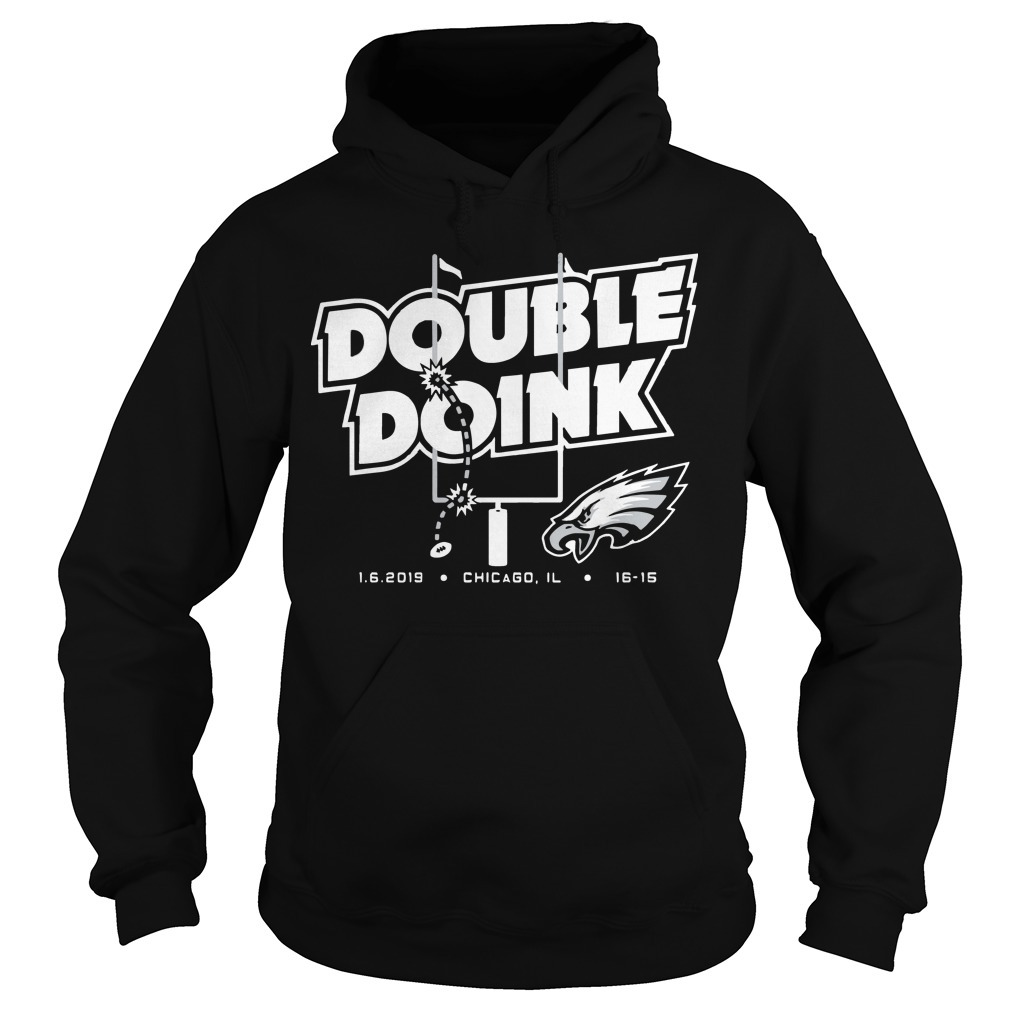 Double Doink Philadelphia Eagles Hoodie