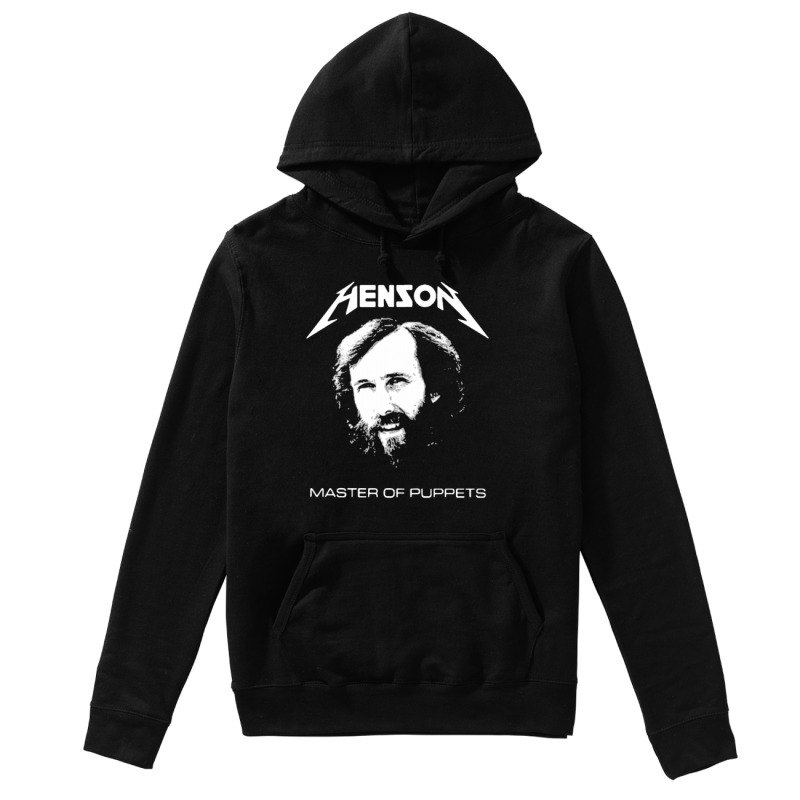 Henson Master Of Puppets Hoodie