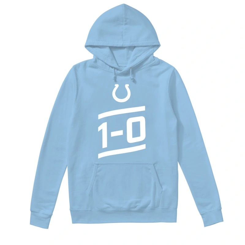 Indianapolis Colts 1-0 Hoodie