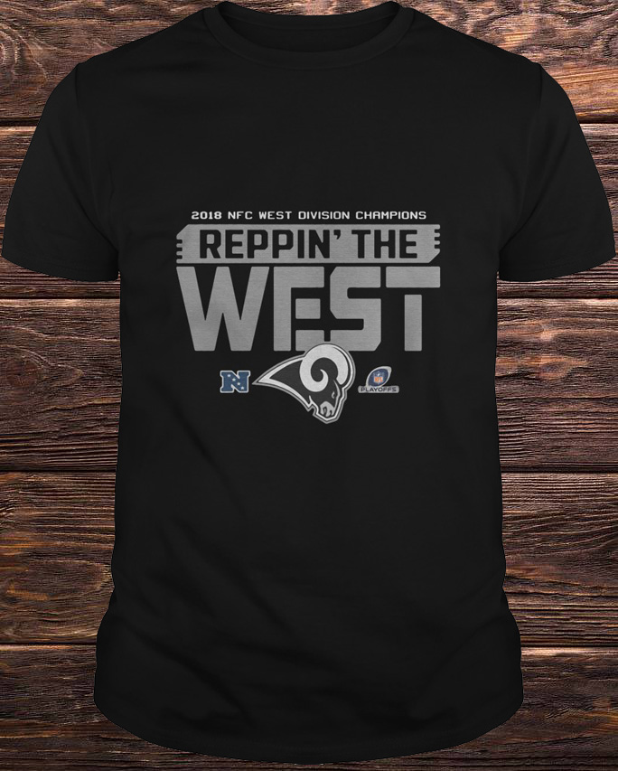 Los Angeles Rams Reppin' The West Shirt