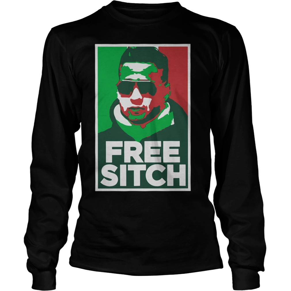 Mike The Situation Sorrentino free sitch Longsleeve Tee