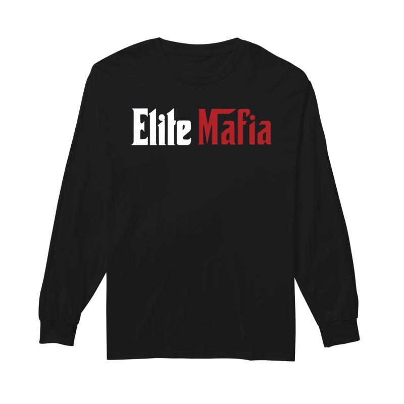 Mike Tomlin Elite Mafia Longsleeve Tee