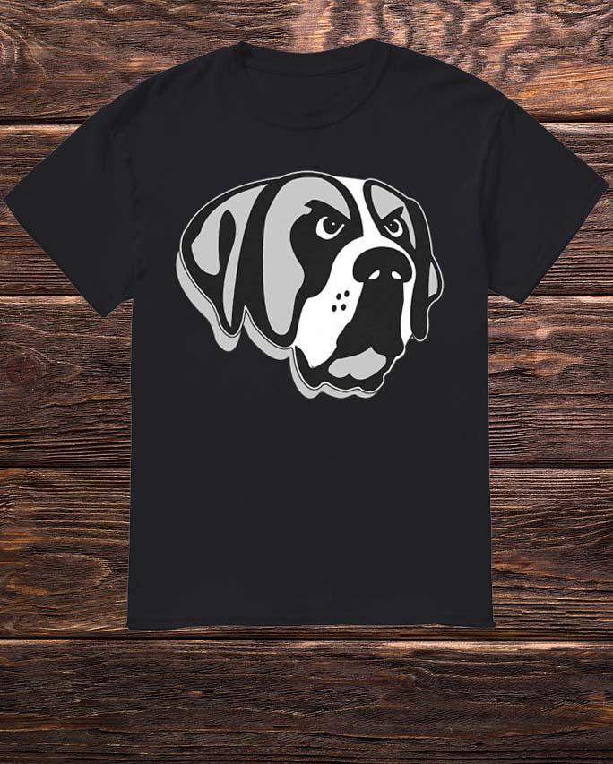 Ncaa Officially Licensed College University Team Mascot Logo Basic Shirt