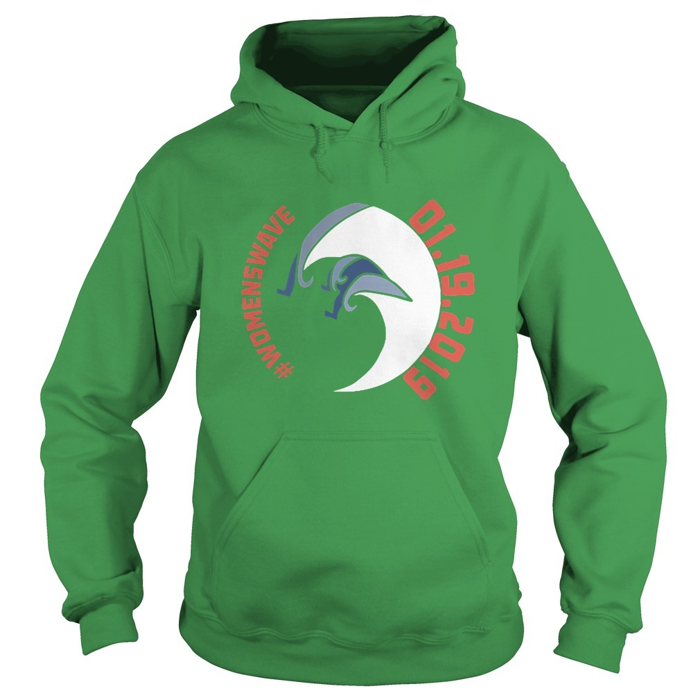 Official Women's March 2019 Hoodie