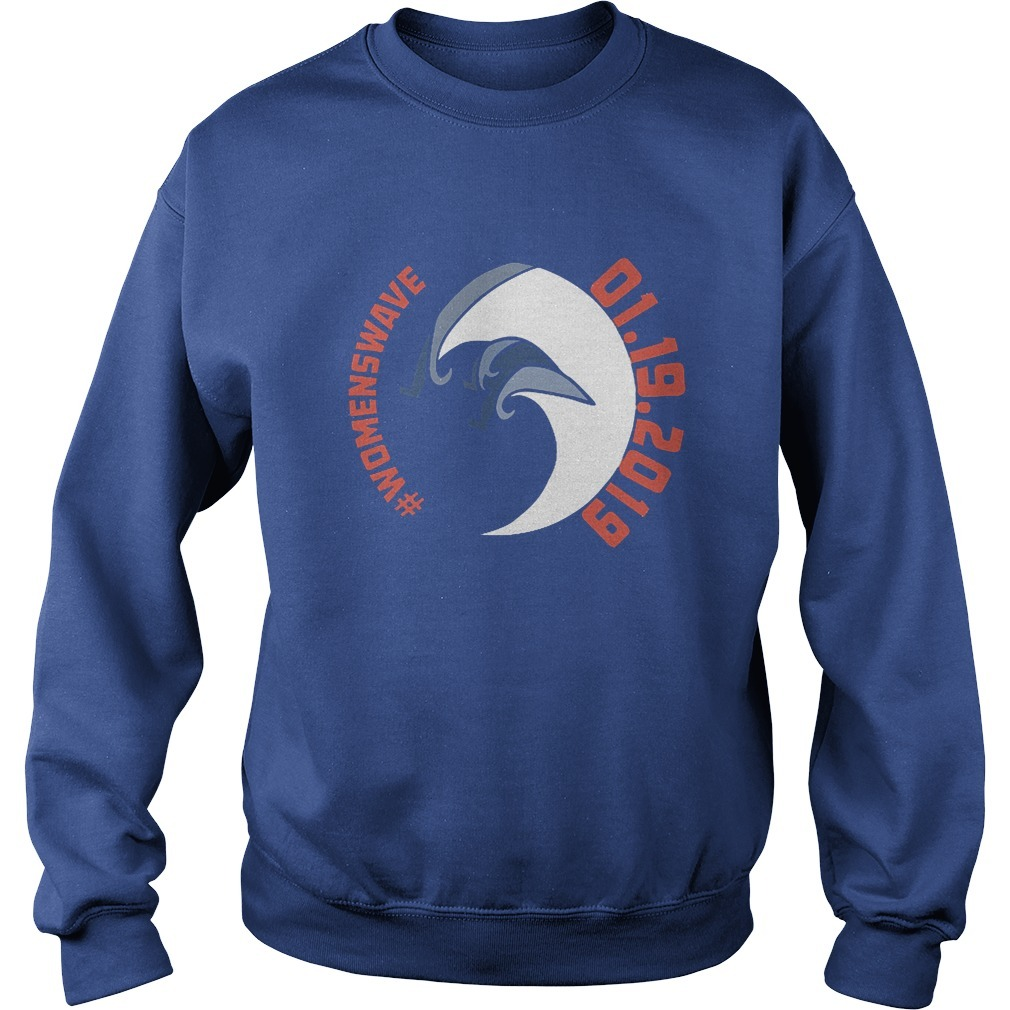 Official Women's March 2019 Sweater