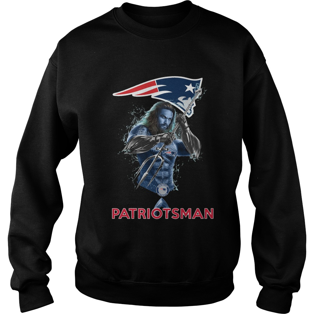 Patriots Man Sweater
