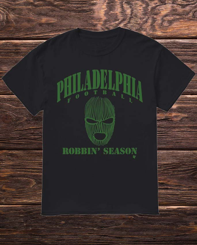 Philadelphia Eagles Ski Mask Shirt