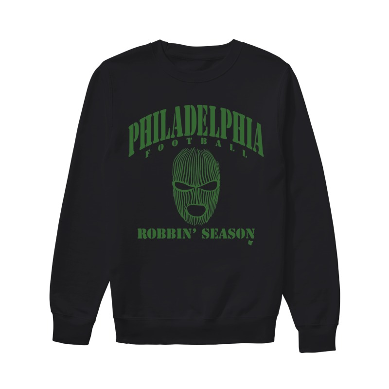 Philadelphia Eagles Ski Mask Sweater