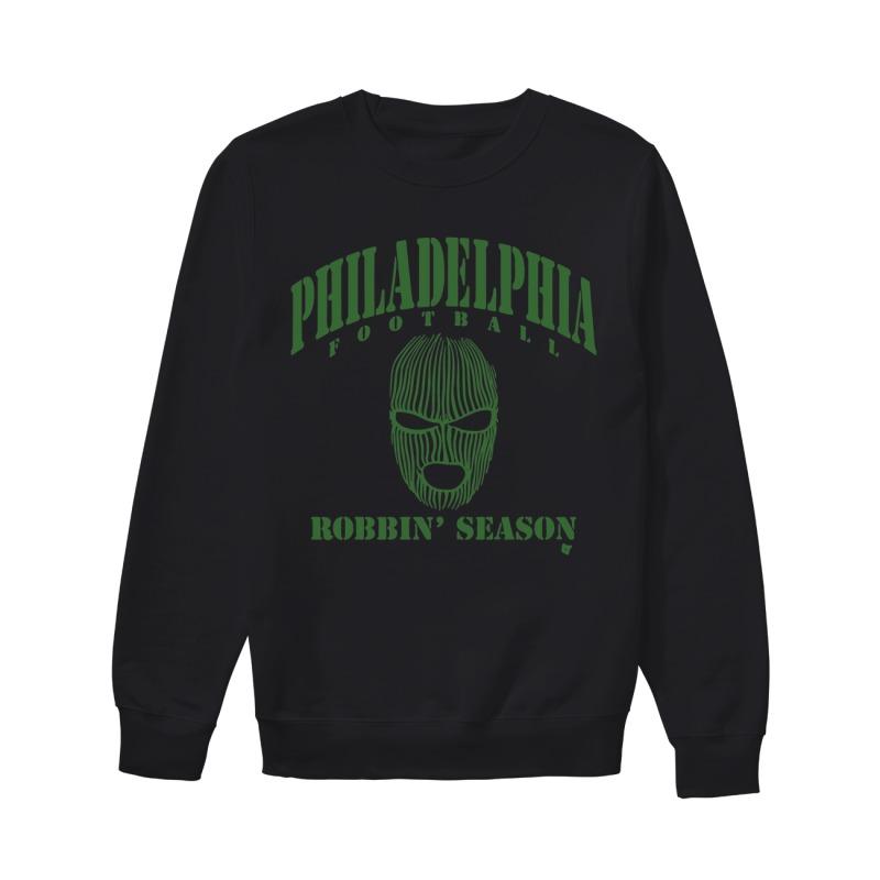 Philadelphia Eagles Ski Mask Sweater