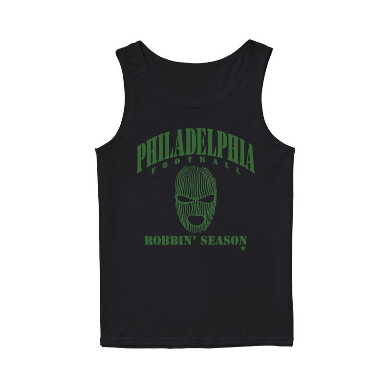 Philadelphia Eagles Ski Mask Tank Top