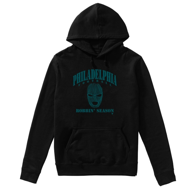 Philadelphia Football Robbin Season Hoodie