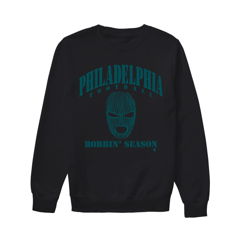 Philadelphia Football Robbin Season Sweater