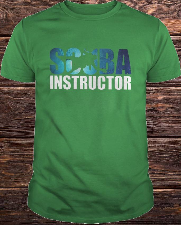 Scuba Instructor Shirt