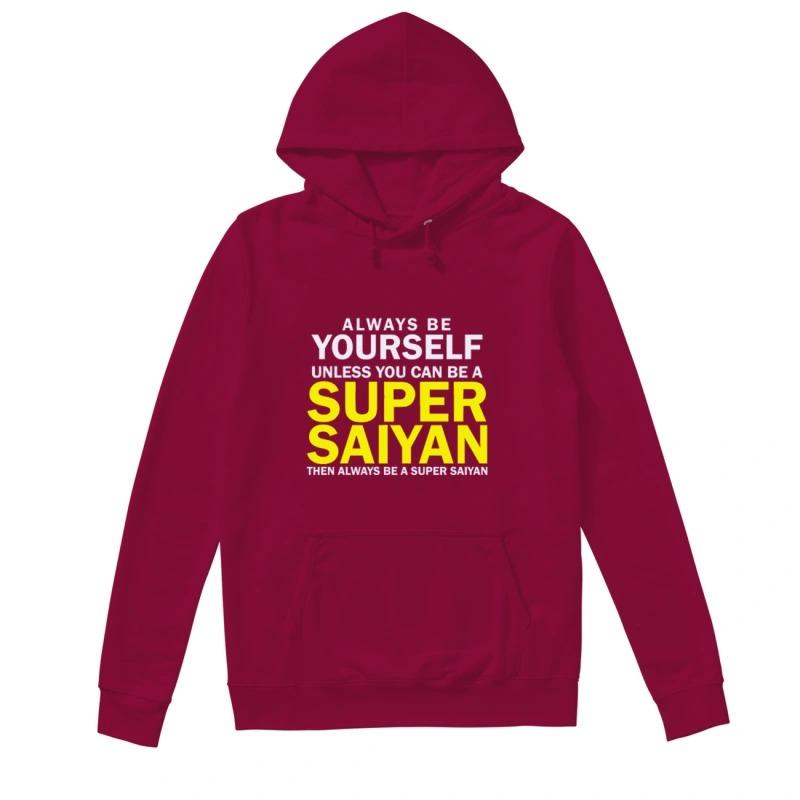 Super Sayian Hoodie