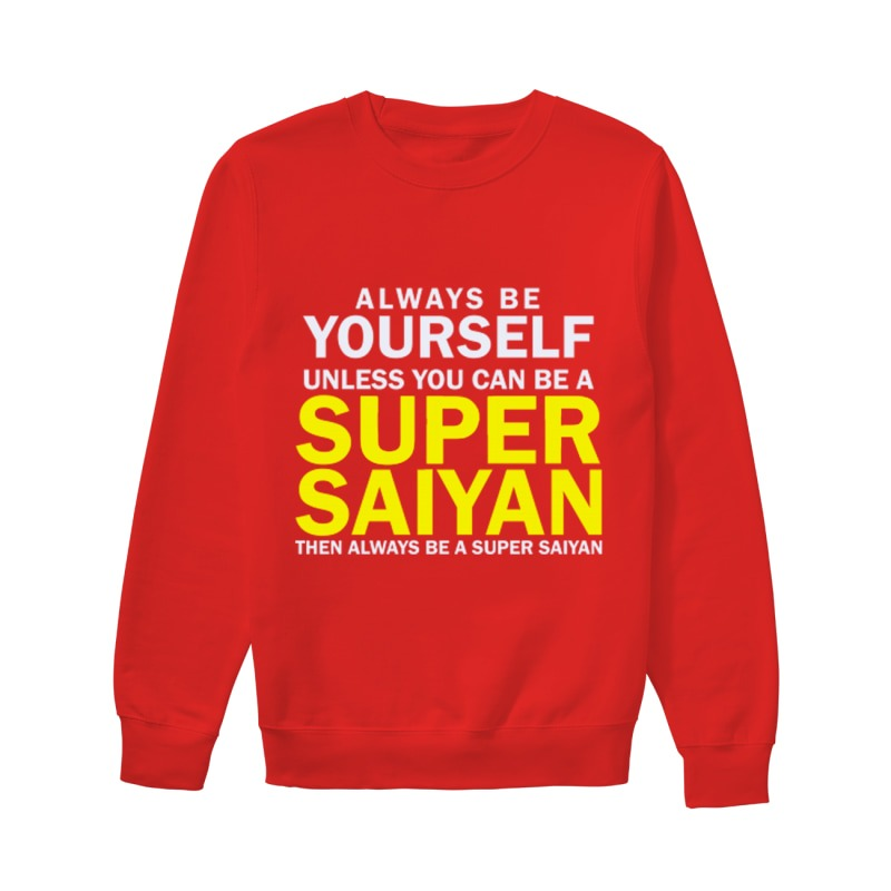 Super Sayian Sweater