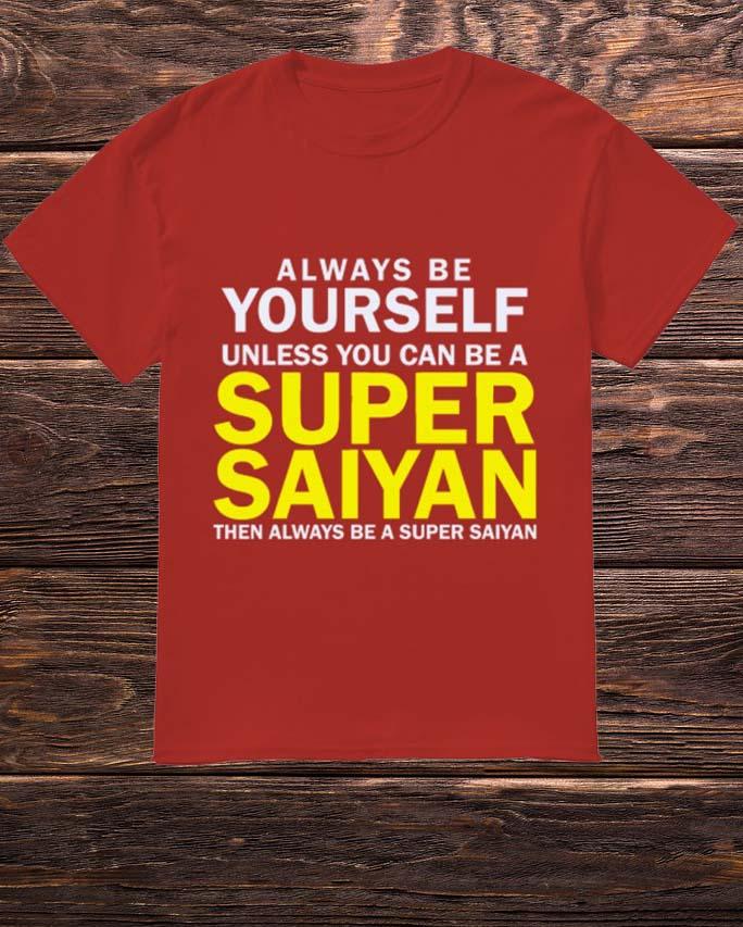 Super Sayian T Shirt