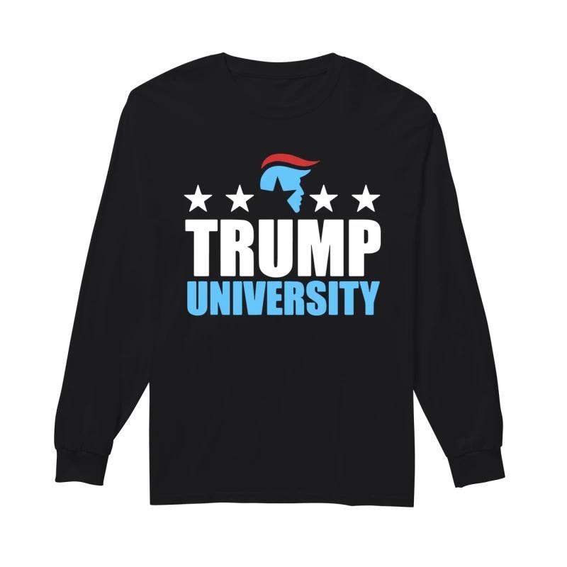 Trump University Longsleeve Tee