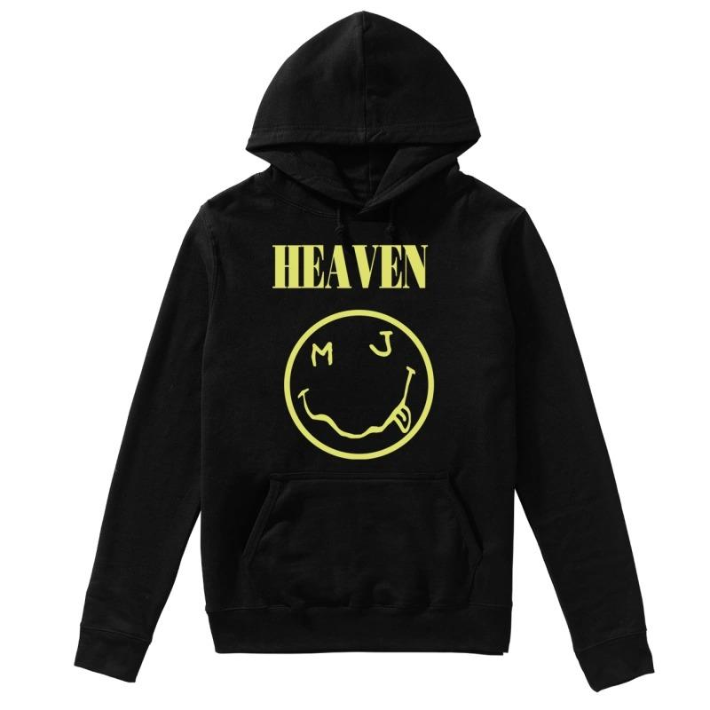Heaven Marc Jacobs Nirvana Hoodie