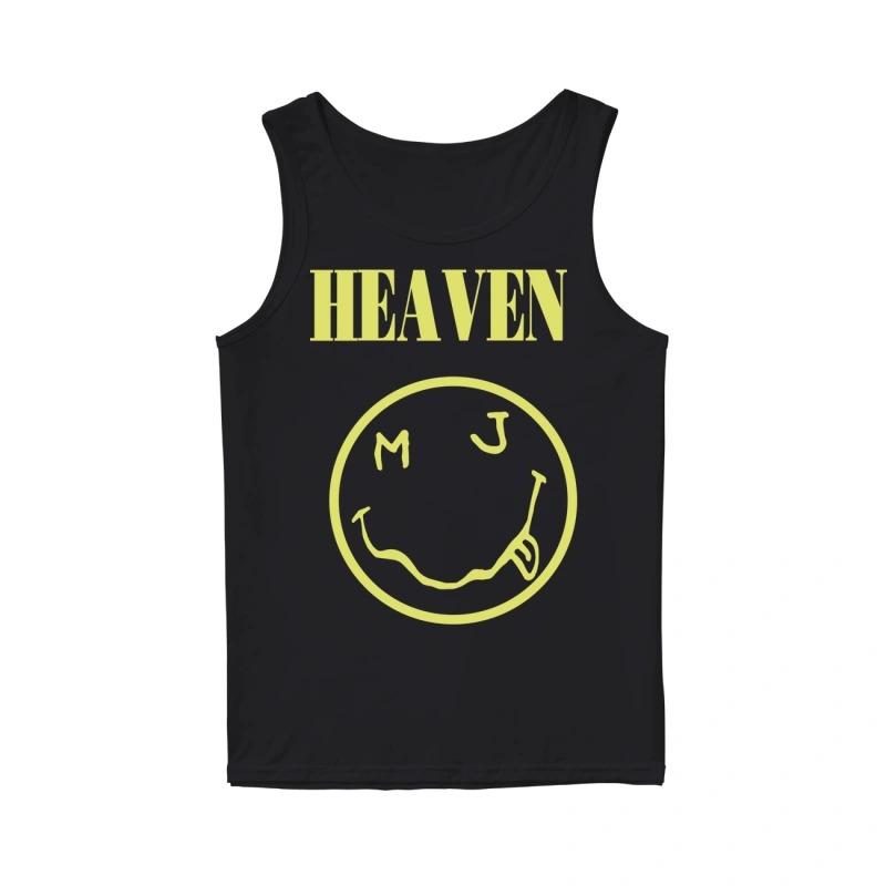 Heaven Marc Jacobs Nirvana Tank Top
