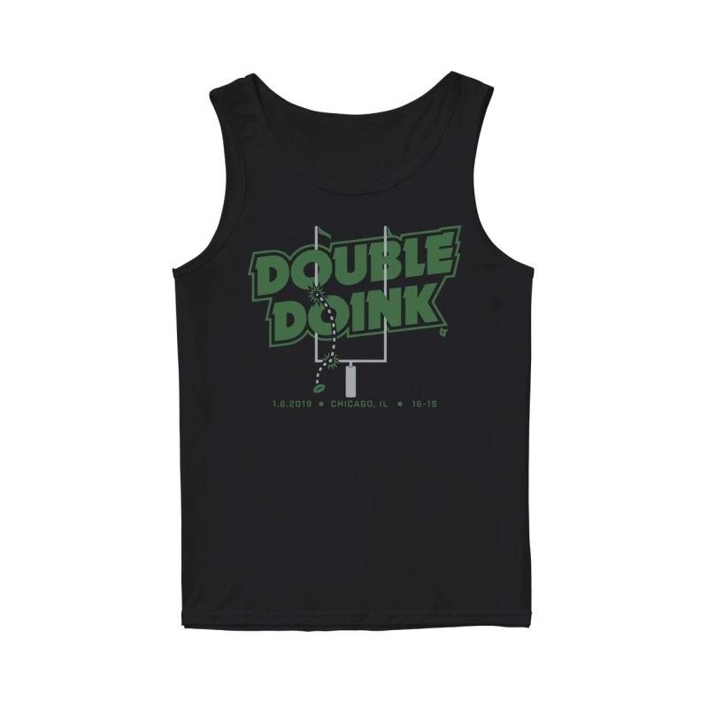 Nick Foles Eagles Double Doink Tank Top