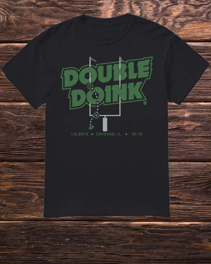 Nick Foles Eagles Double Doink Shirt