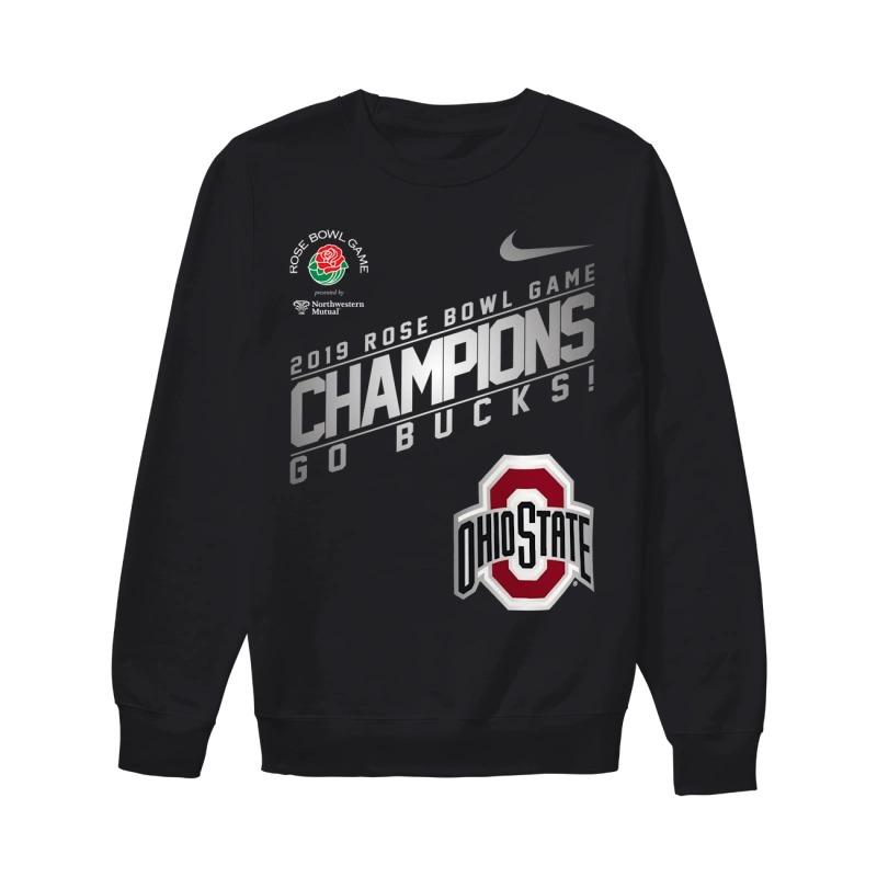 Nike Ohio State 2019 Rose Bowl Champions Sweater