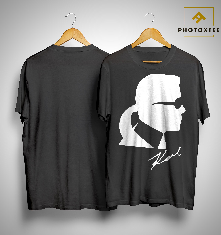 Official Rip Karl Lagerfeld Shirt