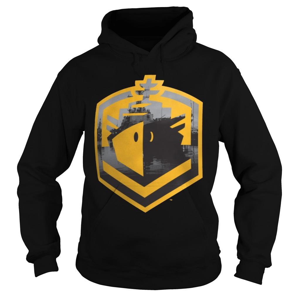 San Diego Fleet Logo Hoodie
