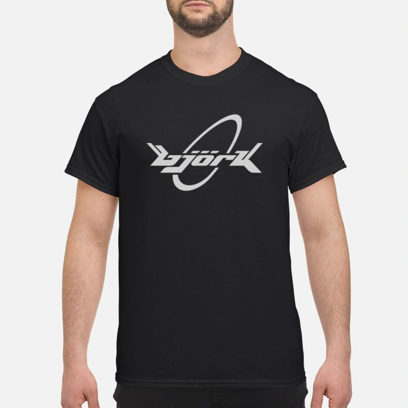 Bjork Debut Shirt