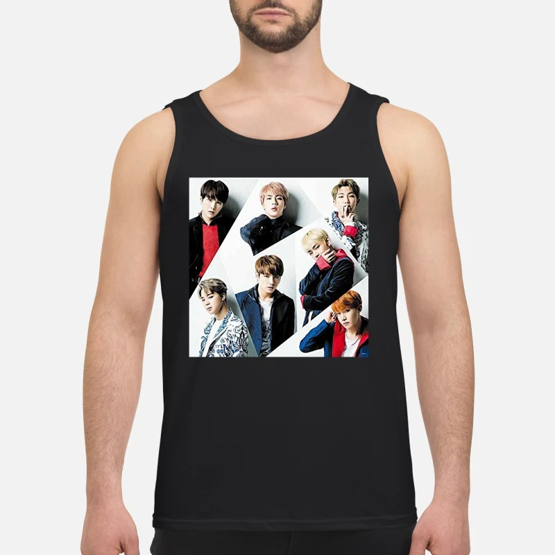 Donnie Wahlberg BTS Tank Top