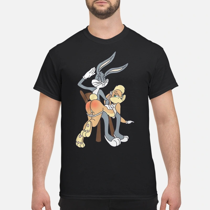 Looney Tunes Bugs Bunny And Lola Shirt