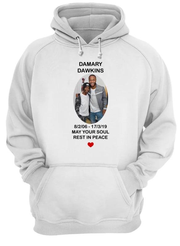 Raheem Sterling Damary Dawkins Hoodie