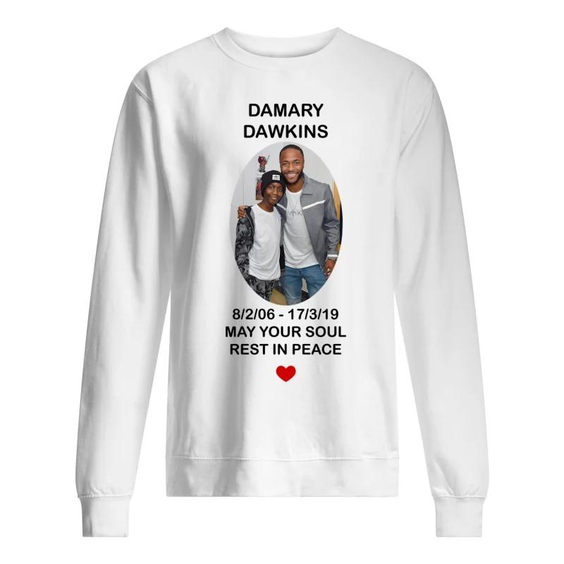 Raheem Sterling Damary Dawkins Sweater