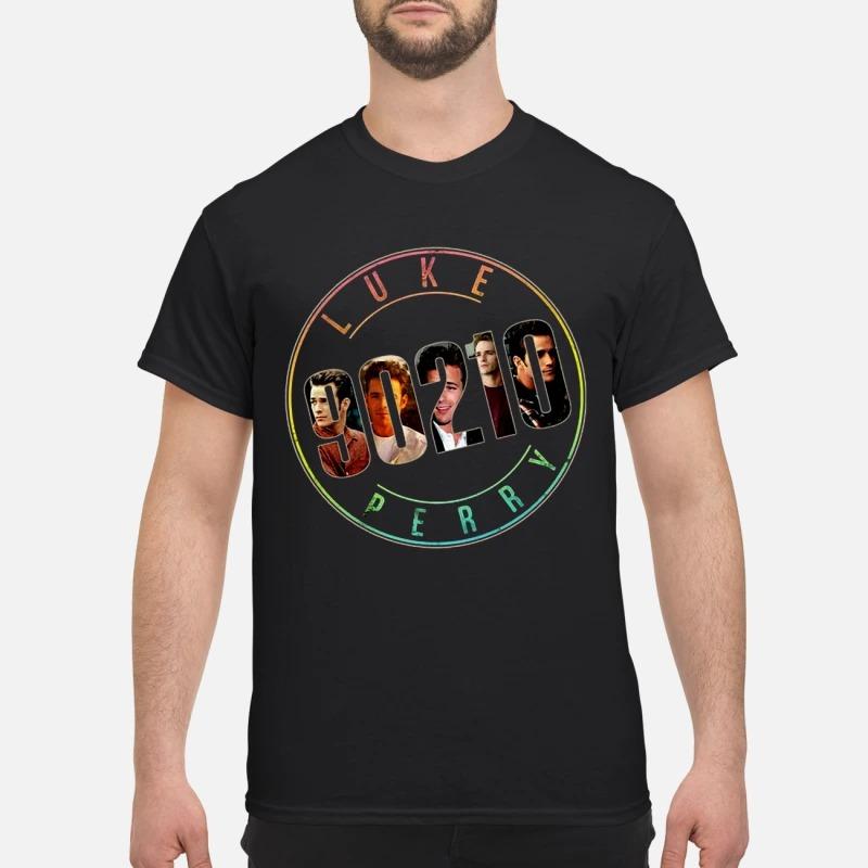 Rip Luke Perry 90210 Shirt