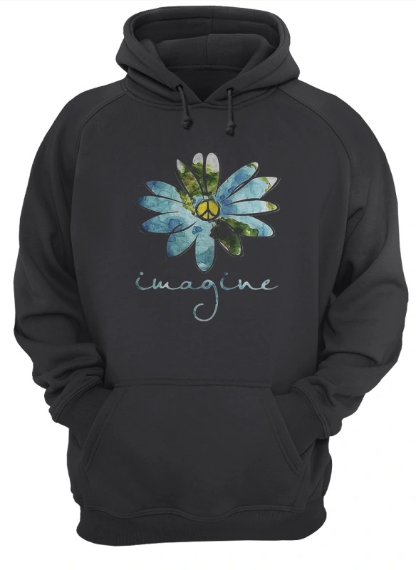 Sunflower Imagine Hoodie
