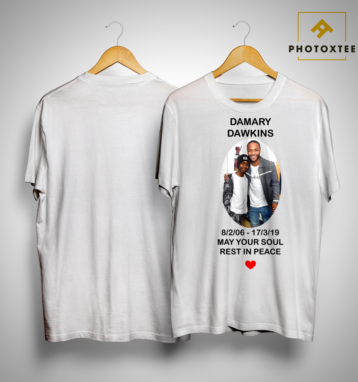 Raheem Sterling Damary Dawkins T Shirt