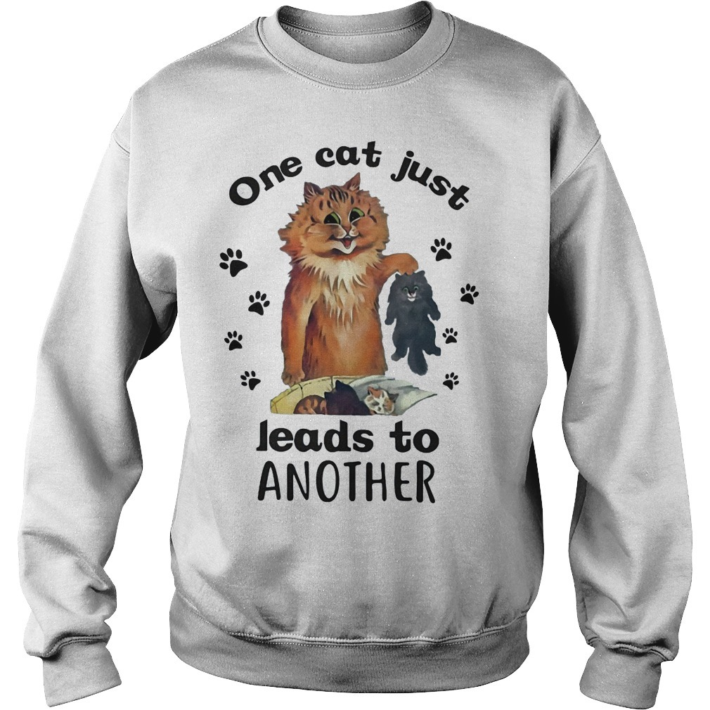 American Cat One Cat Just Leads To Another Sweater