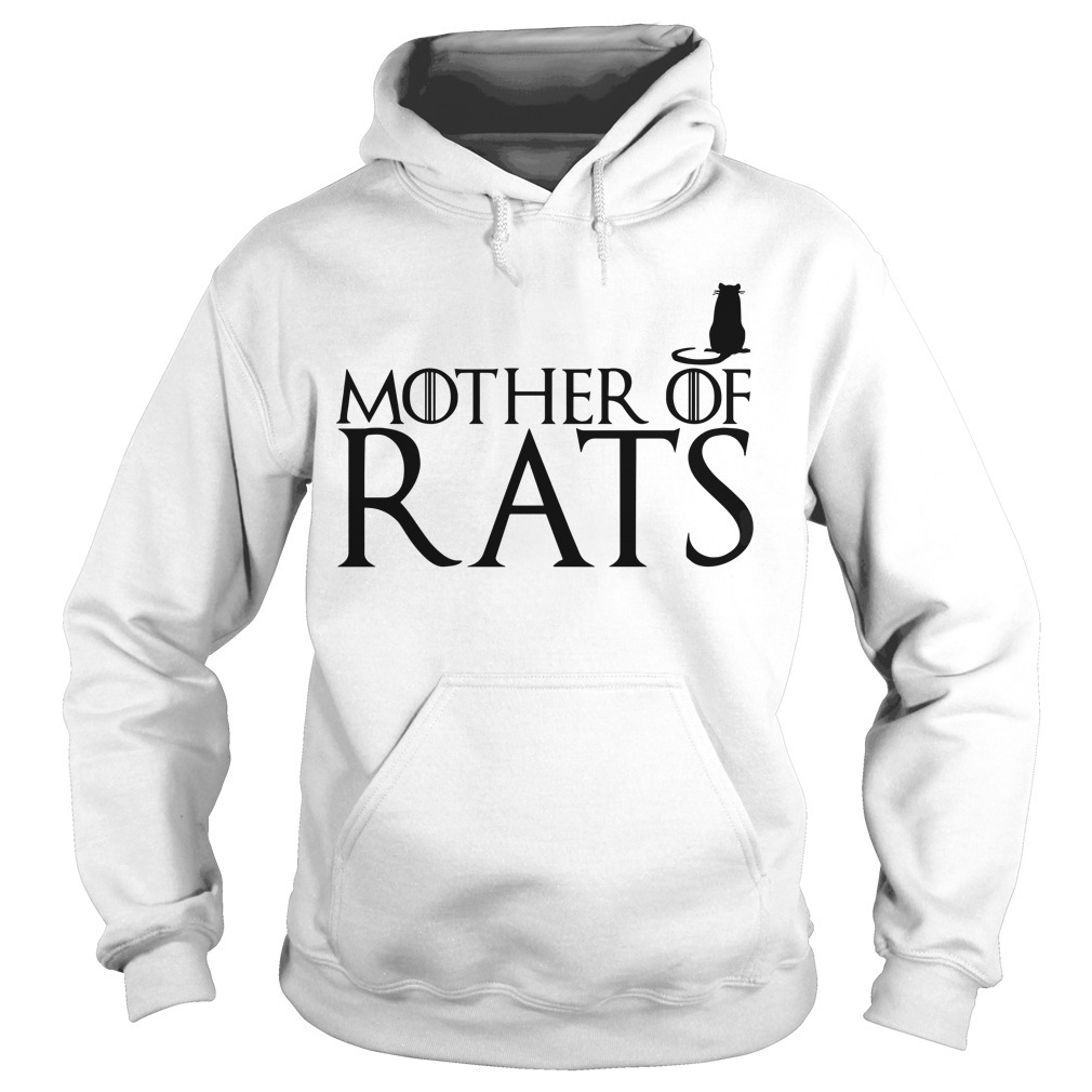 Game Of Thrones Mother Of Rats Hoodie